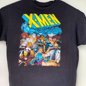 X-men vintage cotton tshirt 2XL